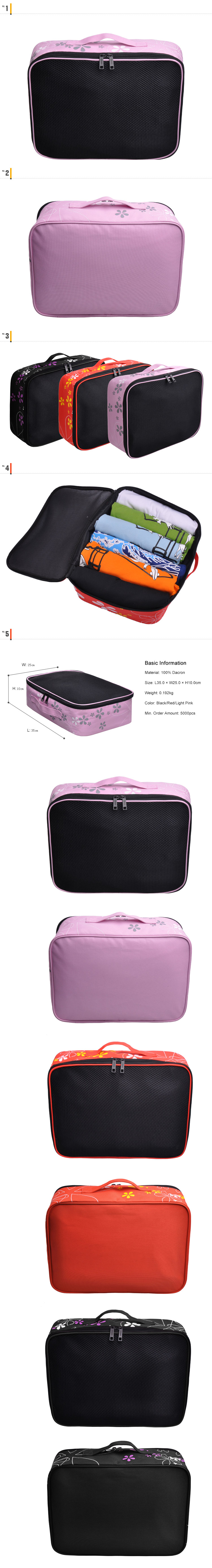 Lightweight Traveling Clothes Storage Bag